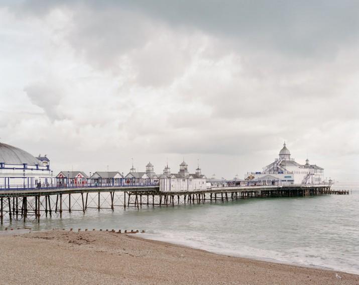 Eastbourne Pier, East Sussex, 2011